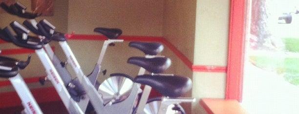 Breathe Yoga & Cycling Studio - Colfax is one of Chelly'in Beğendiği Mekanlar.