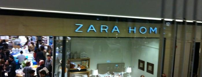 Zara Home is one of Locais curtidos por Kelzinha.