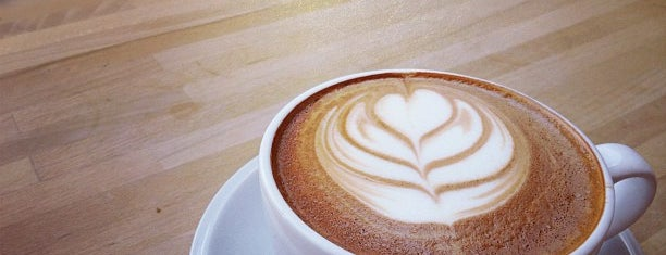 Voltage Coffee & Art is one of Coffee 101.