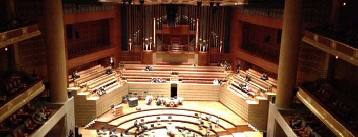 Morton H. Meyerson Symphony Center is one of Must See Places in Dallas.