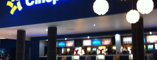Cinépolis is one of Lugares favoritos de rafael.