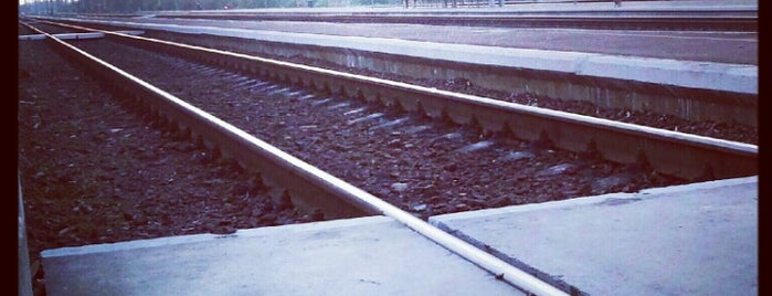 Залізничний вокзал «Миргород» is one of Posti che sono piaciuti a Samet.