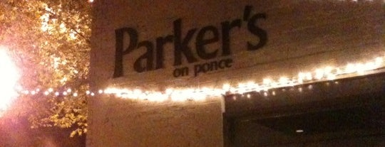 Parker's on Ponce is one of Gespeicherte Orte von Jennifer.