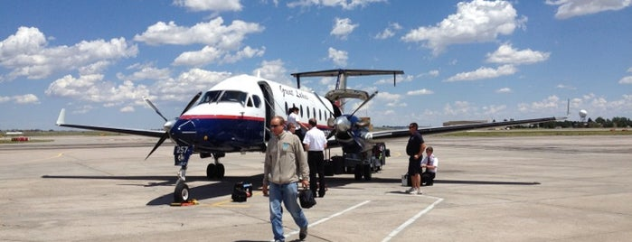 Cheyenne Regional Airport (CYS) is one of Airports 2.0.