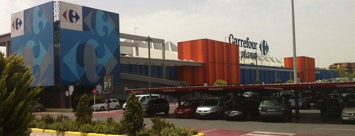 Carrefour is one of Posti che sono piaciuti a Miguel.