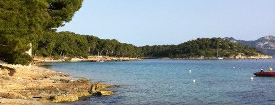 Cala Formentor / Cala Pi de la Posada is one of Palma De Mallorca.