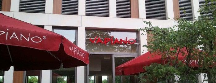 Vapiano is one of Gespeicherte Orte von N..