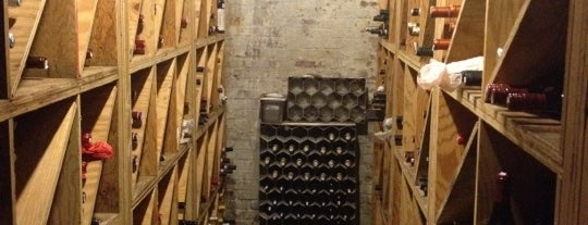 Winecellar @ Jungsik is one of Locais salvos de Leigh.