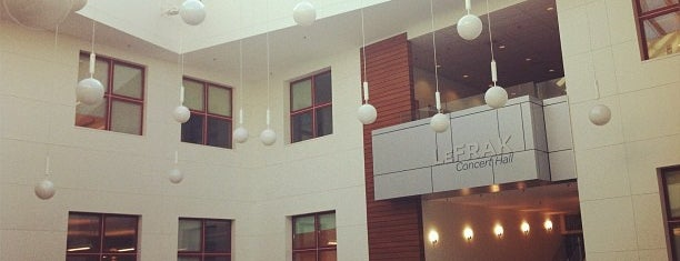 Aaron Copland School Of Music is one of สถานที่ที่ Sasha ถูกใจ.