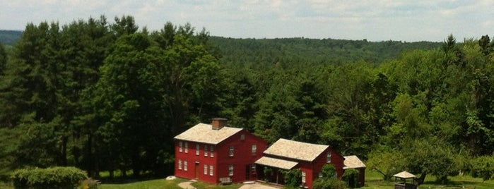Fruitlands Museum is one of Harvard, MA.