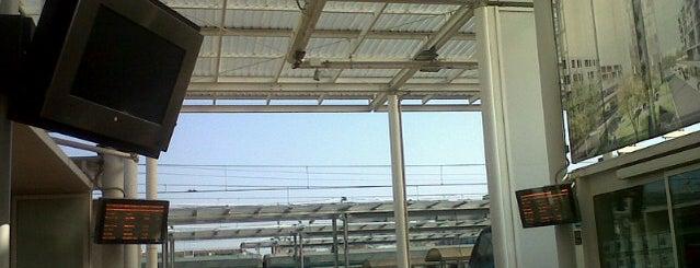 Stazione Parma is one of Top 100 Check-In Venues Italia.
