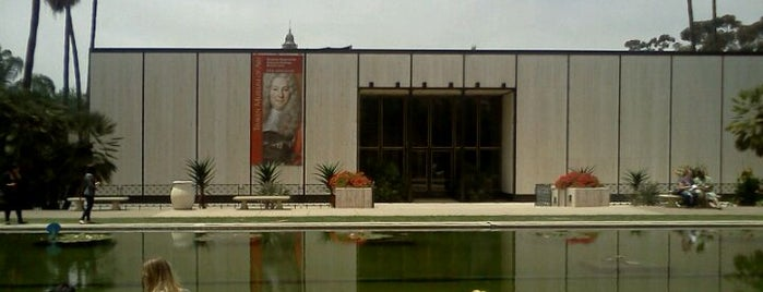 Timken Museum of Art is one of CA TRIP.