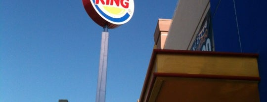 Burger King is one of Marielen 님이 좋아한 장소.