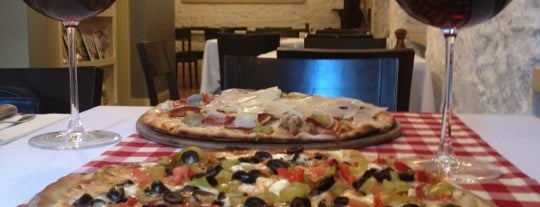 Pizzeria Trio is one of ● food in istanbul ®.
