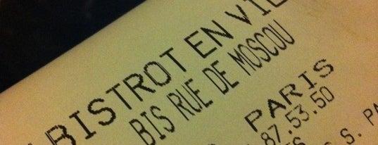 Un Bistrot en Ville is one of สถานที่ที่ Vanessa ถูกใจ.