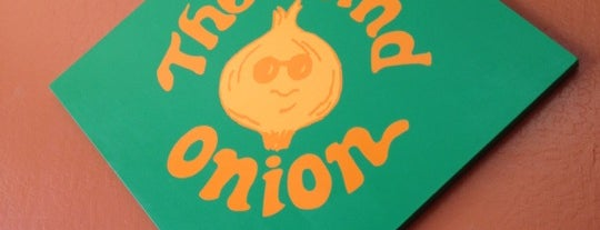 Blind Onion Pizza & Pub is one of Reno restaurants.