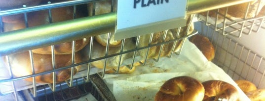 Hand-Rolled Bagels is one of West.