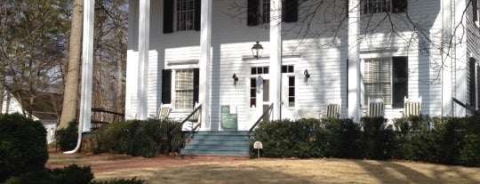 Archibald Smith Plantation Home is one of Visit Roswell, GA.