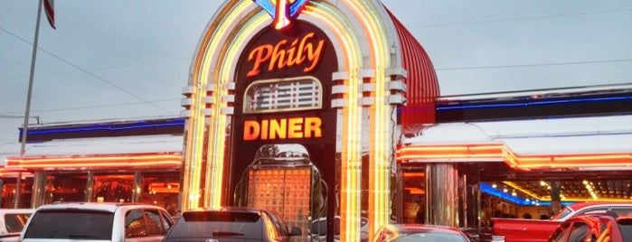 Philly Diner is one of All-time favorites in United States.
