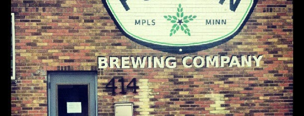 Fulton Brewing Company is one of Minneapolis.