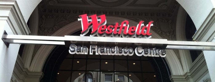 Westfield San Francisco Centre is one of USA - California - Bay Area.