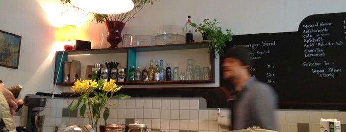 Passenger Espresso is one of Must Do Berlin.