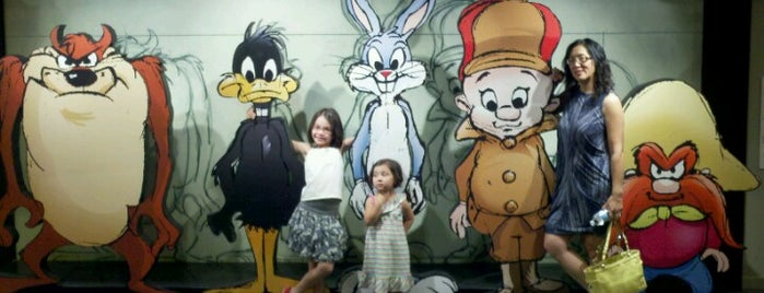 Chuck Jones Experience is one of Top 10 Vegas Family-Friendly Attractions.