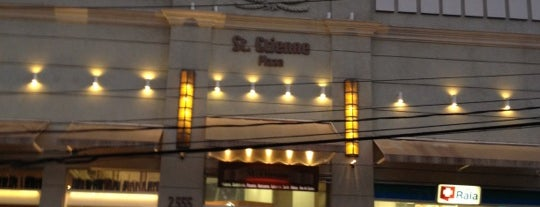 St. Etienne is one of Café / Padaria.
