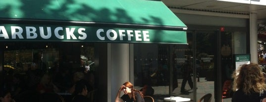 Starbucks is one of # istanbul.