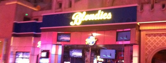 Blondies Sports Bar & Grill is one of Vegas Baby!.