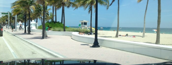 Fort Lauderdale Beach is one of Favourite Places to visit in Florida.