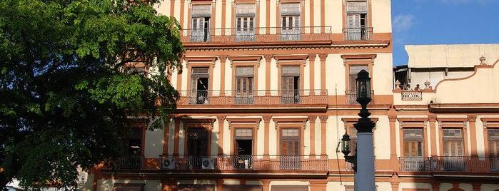 Fabrica De Tabacos Partagas is one of Havana.