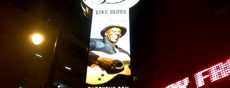 Buddy Guy's Legends is one of Two days in Chicago, IL.