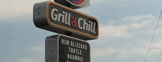 Dairy Queen is one of Stops to the outer banks.