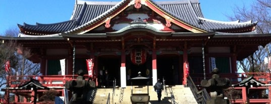 Ryusenji Temple is one of Lugares favoritos de Masahiro.