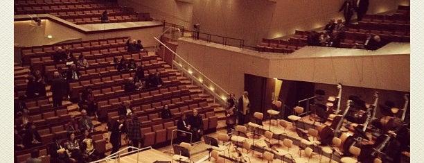 Philharmonie is one of Berlin, Germany.