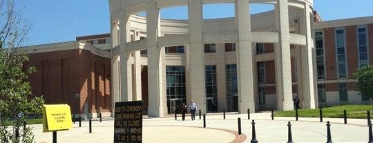 National Defense University is one of Washington, DC.