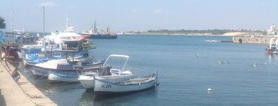 Яхтено пристанище Несебър (Nessebar Yacht Port) is one of Tempat yang Disukai 83.