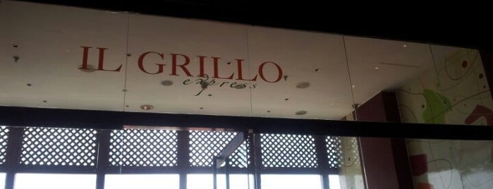 Il Grillo Express is one of Gespeicherte Orte von Alex.