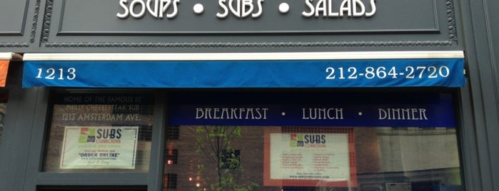 SubsConscious is one of Restaurants.