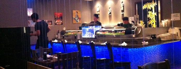 Okinawa- Sushi & Hibachi Steak House is one of Birmingham To Do.