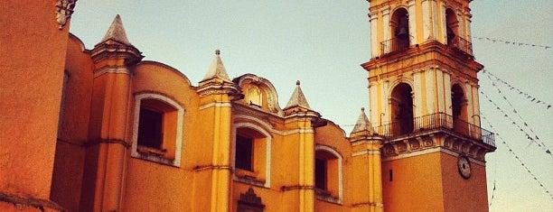 Plaza de la Concordia (Zócalo) is one of Para el desestrés en Puebla.