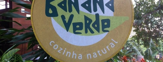 Banana Verde is one of Restaurantes SP.
