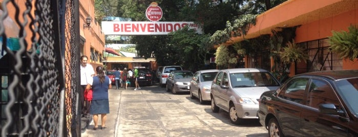 El Venadito is one of Coyoacan Top.