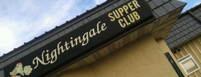 Nightingale Supper Club is one of Door County.