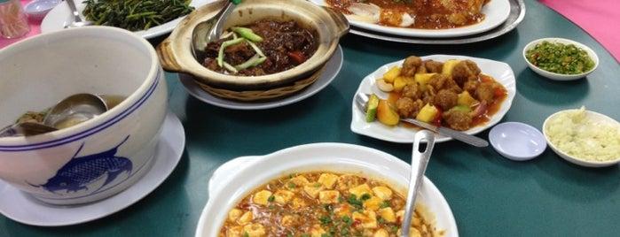 Hakka Boy Restaurant 客家仔餐馆 is one of Lieux qui ont plu à Melissa.