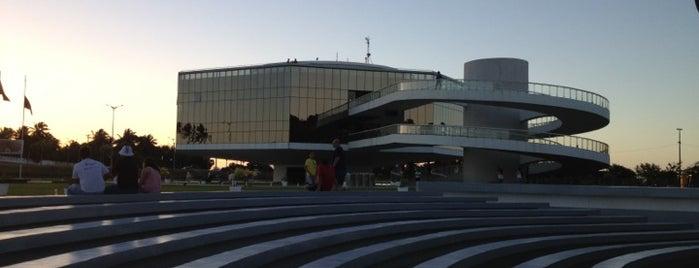 Estação Cabo Branco is one of compartilhar com amigos.