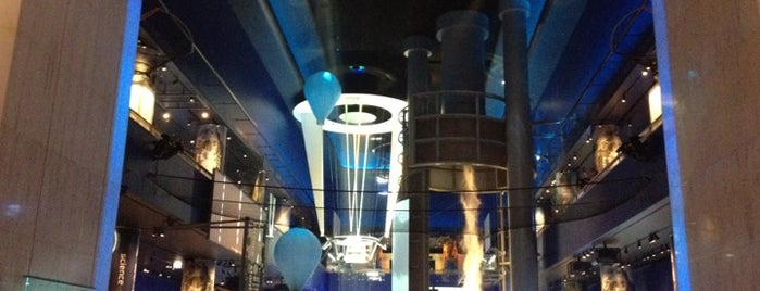Museo de Ciencia e Industria is one of The Crowe Footsteps.