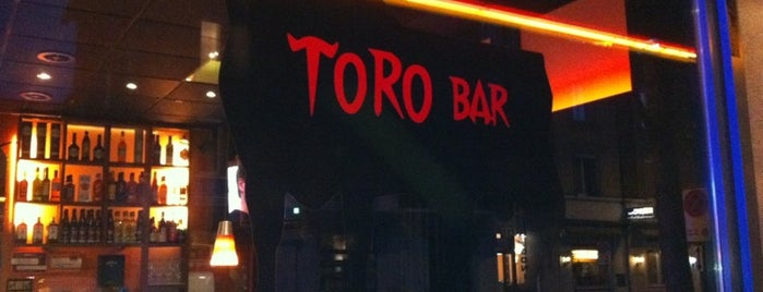 Toro Bar is one of ZüriNacht.