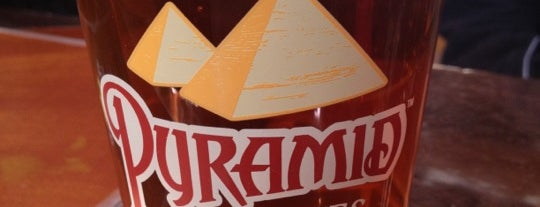 Pyramid Brewery & Alehouse is one of California Breweries.